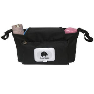 Portable Stroller Pouch - Black