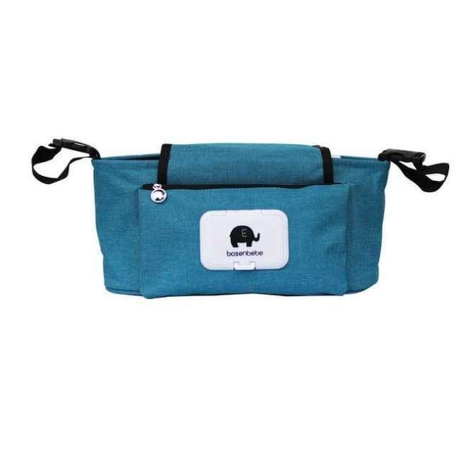 Portable Stroller Pouch - Turquoise