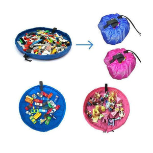 Quick Play Time Clean Up Sack - Organization