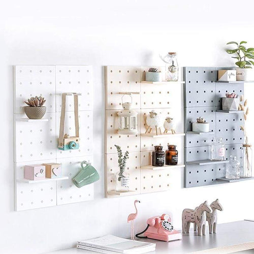 Self Adhesive Wall Storage And Organizer - Organization