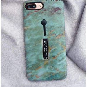 Sliding Finger Loop Case - A7 / For Iphone 7 8 - Fitted Cases