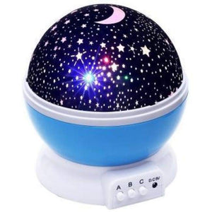 Starry Night Sky Projector - Blue