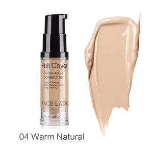 Studio Pro Liquid Concealer - 04 Warm Natural