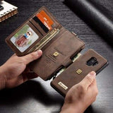 Ultimate All-In-One Leather Iphone Case & Wallet - Brown / For Iphone 6 6S