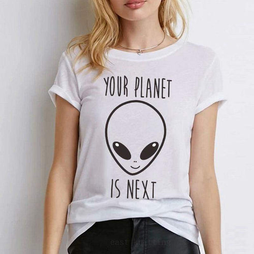 Your Planet Is Next T-Shirt