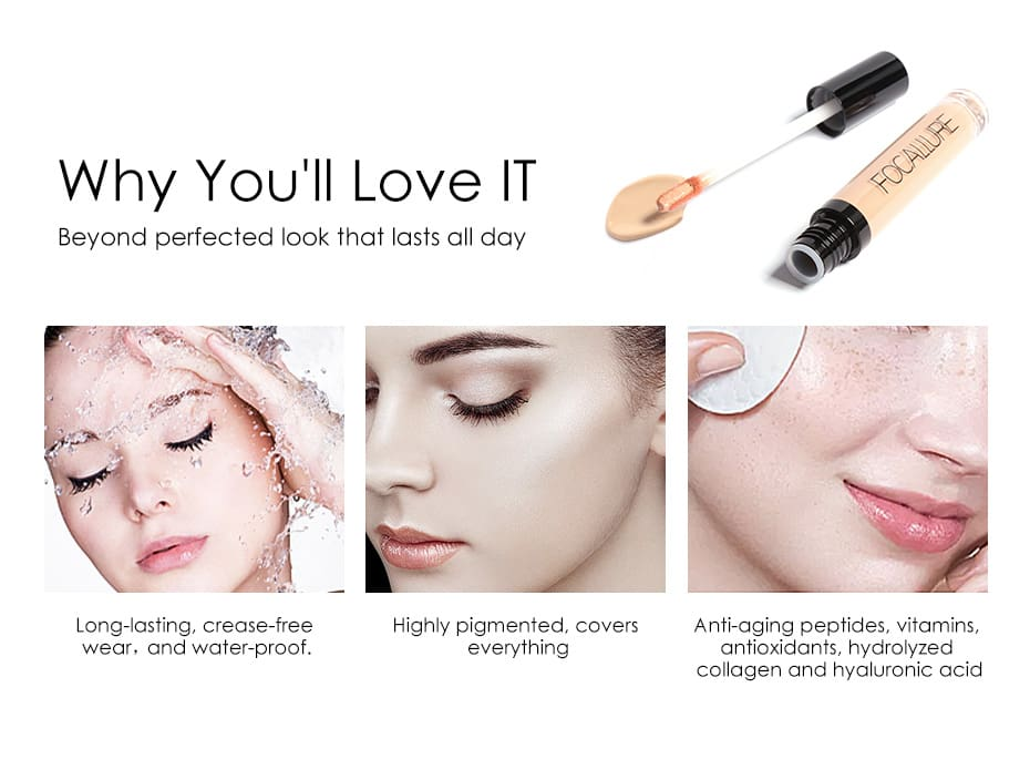 Perfect Cover Face Concealer Creams