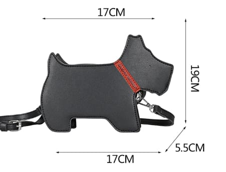Super Cute Cross Body Dog Bag
