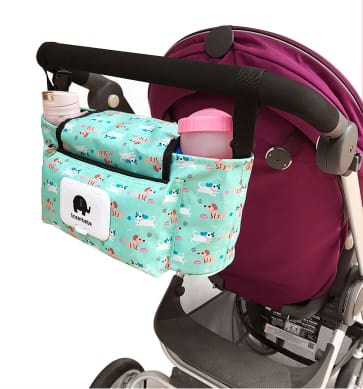 Portable Stroller Pouch