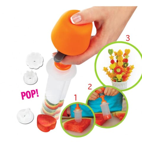 Fruit And Veggie Shape Cutter