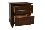 New Classic Spring Creek Nightstand -  Tobacco Finish