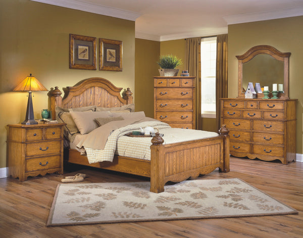 New Classic Hailey Queen Bedroom Set