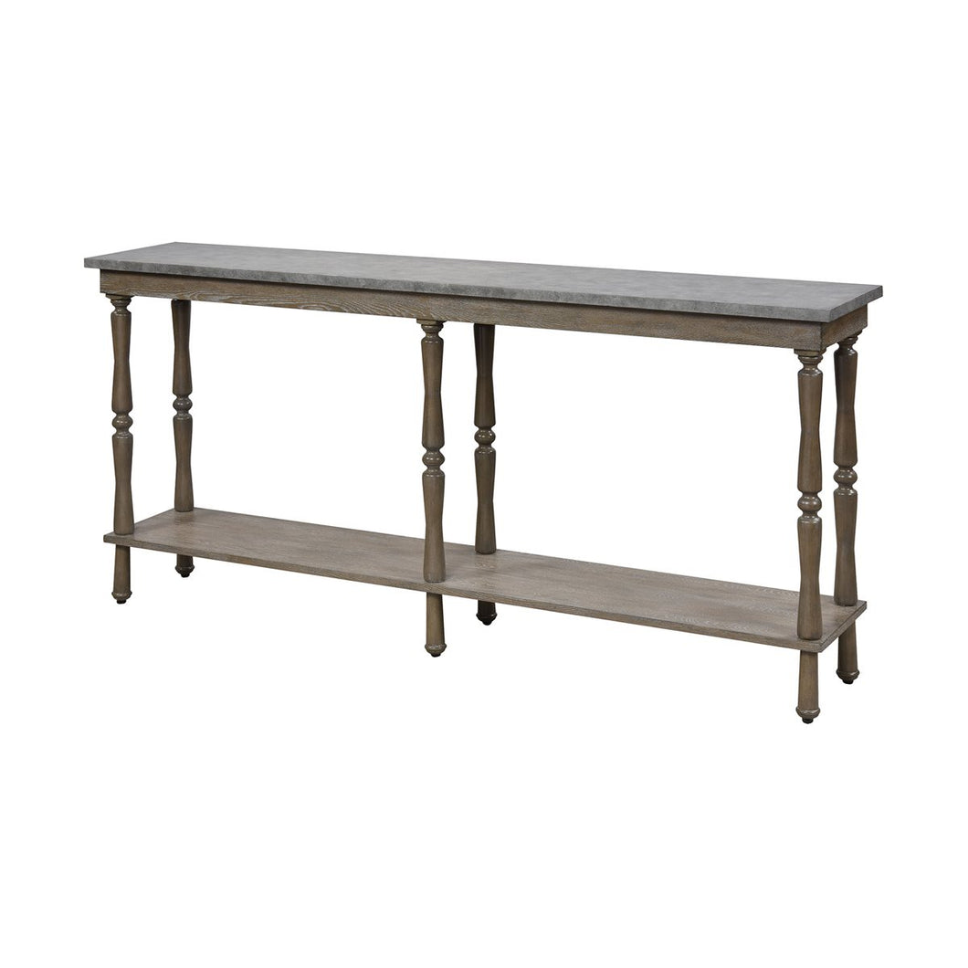 STEIN WORLD TURNER CONSOLE TABLE