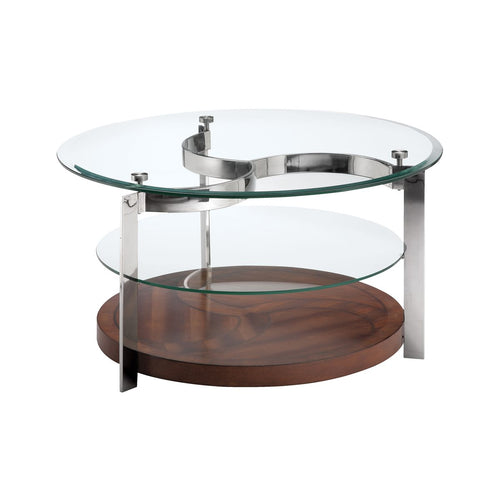 STEIN WORLD TORINO COCKTAIL TABLE - ROUND