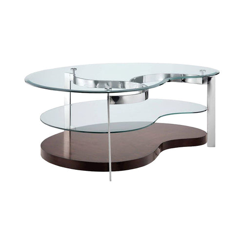 STEIN WORLD TORINO COCKTAIL TABLE - FREEFORM