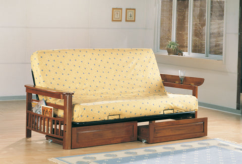 Coaster Futon Under Drawers Set 4076