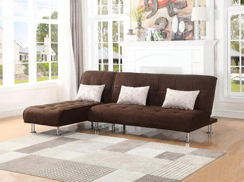 Sofa Beds and Futons Transitional Styled Futon