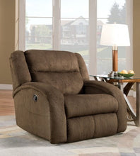 Load image into Gallery viewer, Maverick Brown Layflat Power Plus Recliner