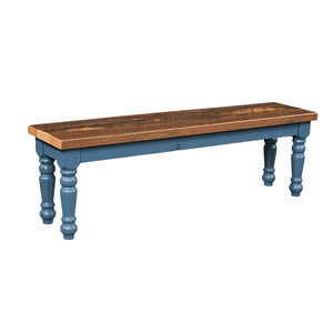 Brighthouse Bench by Urban Barnwood