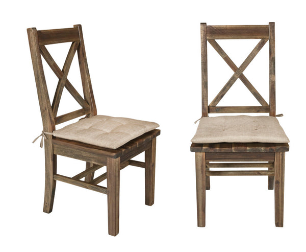 Tuscany Park Dining Room Chairs set of 2