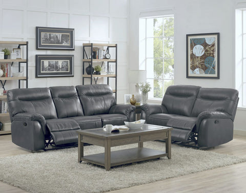 Atlas Casual Reclining Love Seat & Sofa Set