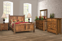 Farmhouse Bedroom by Urban Barnwood