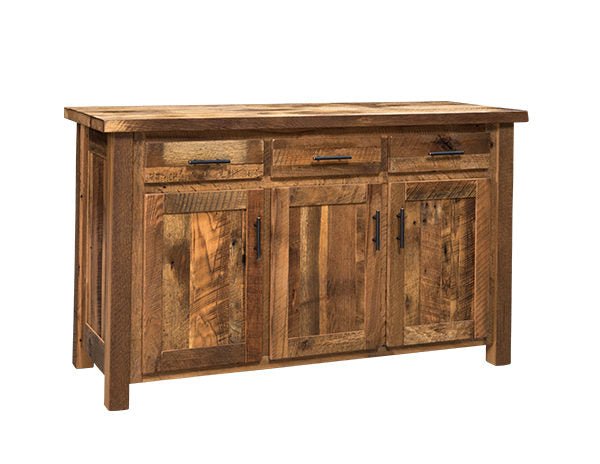 Grove Server Reclaimed Barnwood