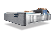 Load image into Gallery viewer, Serta iComfort Hybrid Blue Fusion 100 Firm Mattress