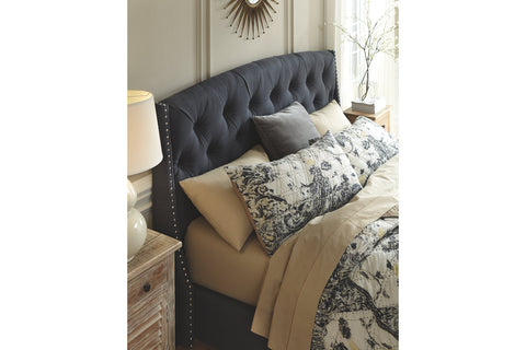 Kasidon Queen Tufted Bed by Ashley