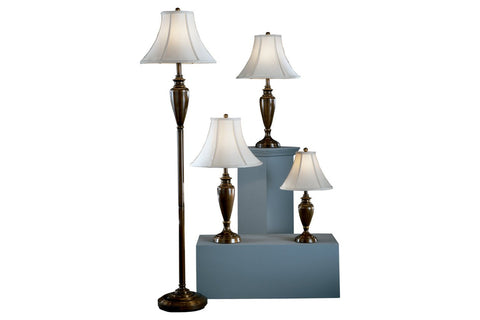 Caron Lamp Set (Set of 4)