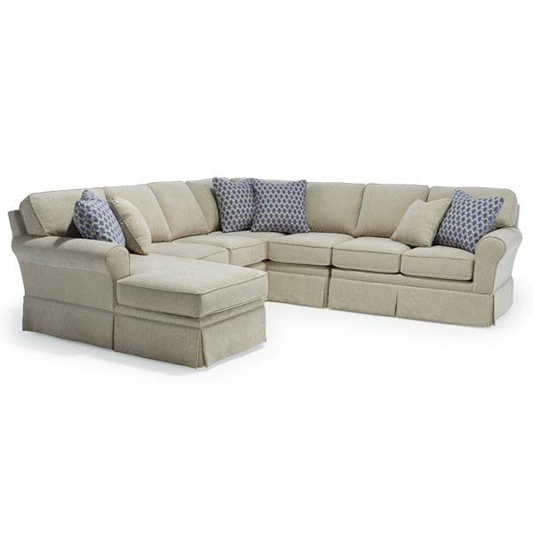 Annabel Sectional by Best Home Furnishings