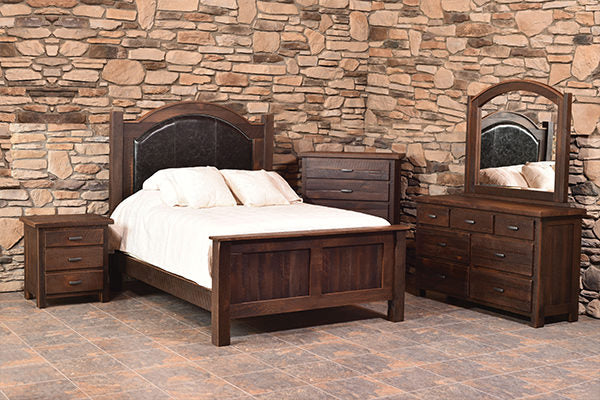 Quincy Bedroom by Urban Barnwood