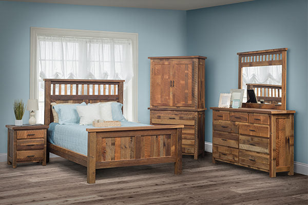 Savannah Bedroom by Urban Barnwood