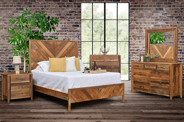 Shefford Bedroom by Urban Barnwood
