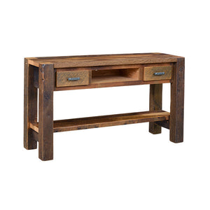 Timber Ridge 2 Drawer TV Console by Urban Barnwood