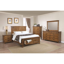 Load image into Gallery viewer, Brenner Queen Storage Bed with Dovetail Drawers