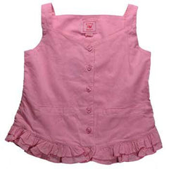 Pink Girls Top