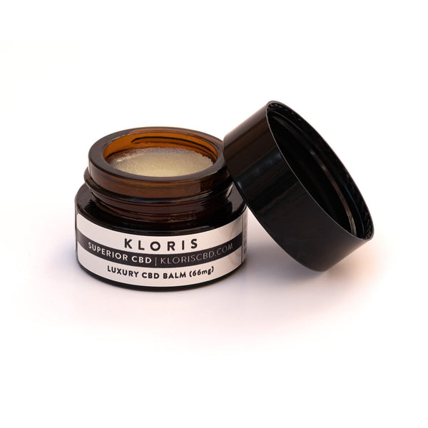 Luxury CBD Travel Balm KLORIS