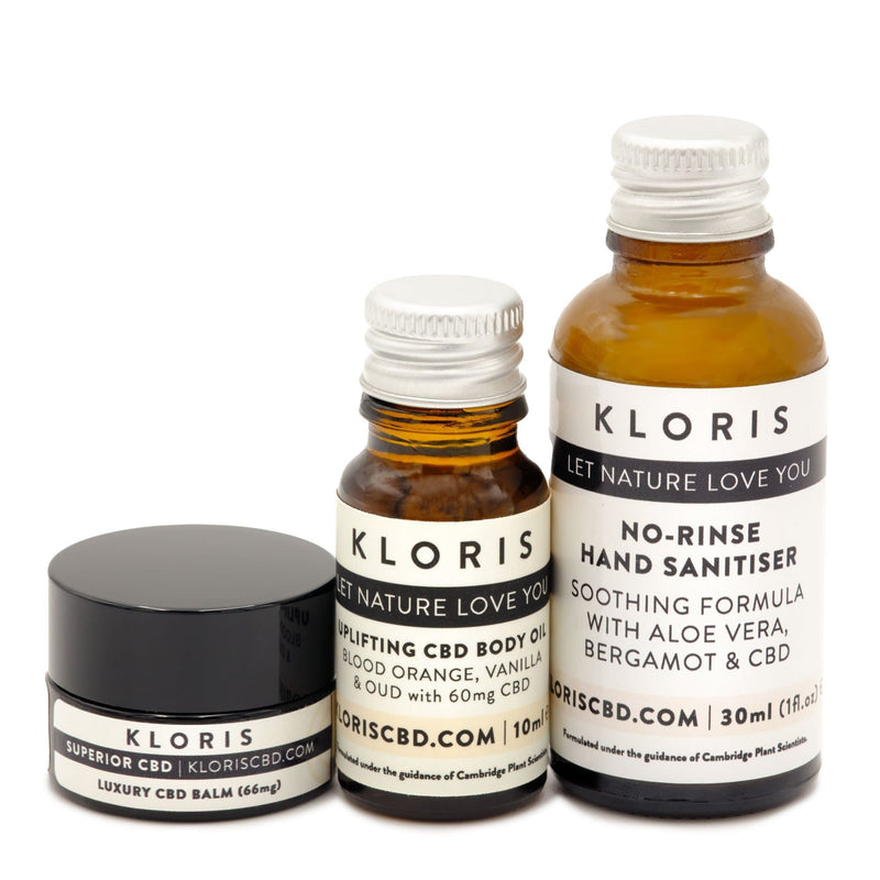 Luxury CBD Miniatures Set