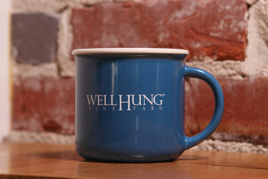 Well Hung Vineyard mug!