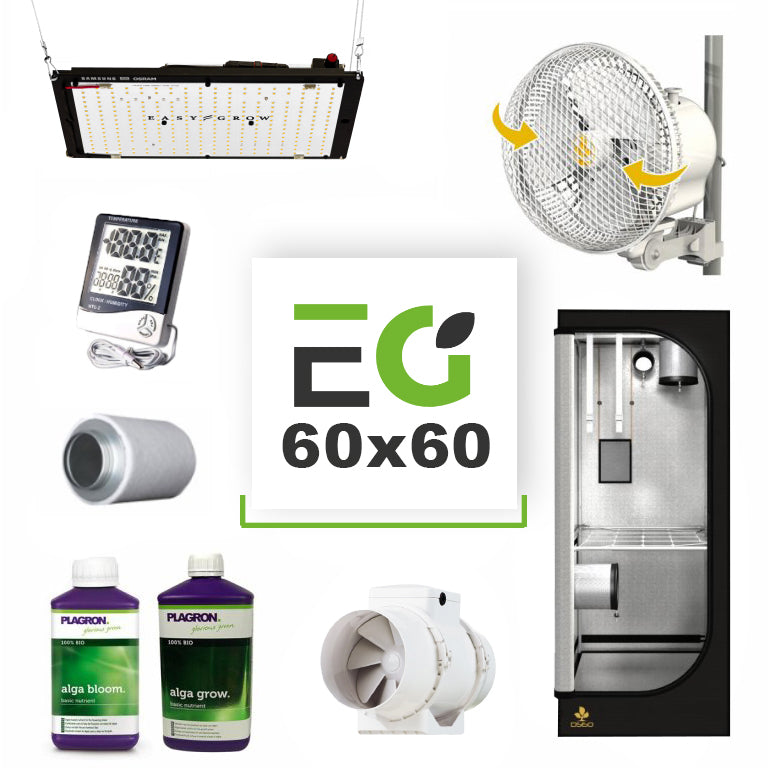 COMPLETE KIT 60x60 - EasyGrow S250 V2