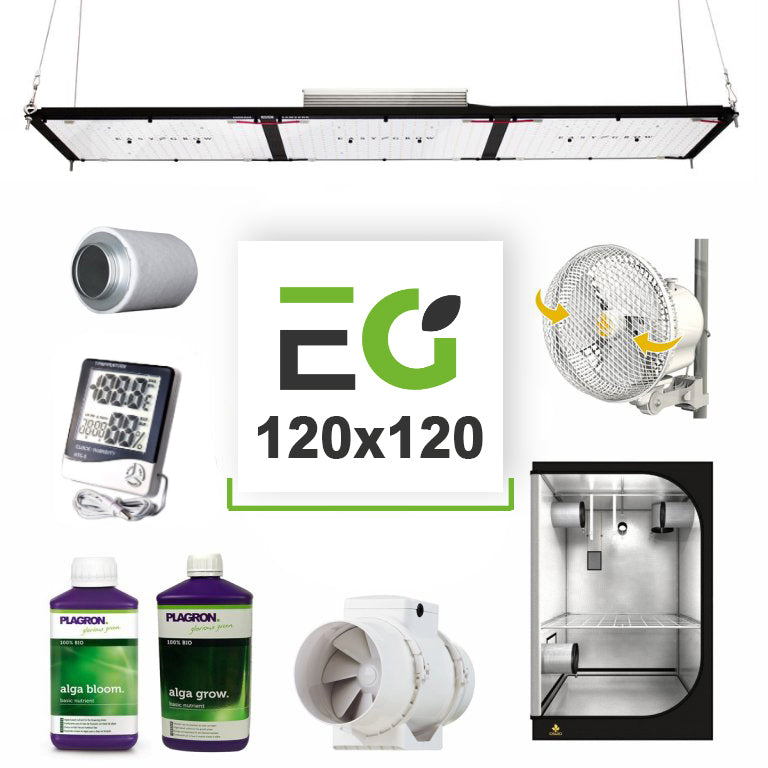 COMPLETE KIT 120x120 - EasyGrow S800 V2