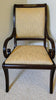 Henredon Arm Chair (Scroll Back) - Natchez Collection