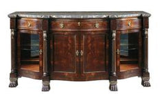 "Henredon ""Marble Top"" Buffet - Natchez Collection"