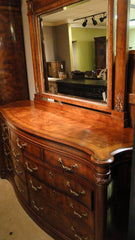 Henredon Triple Dresser & Mirror - Grand Continent Collection