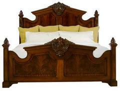 Henredon King Bed - Natchez Collection