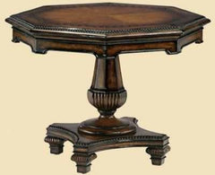 Marge Carson Martinique Lamp Table