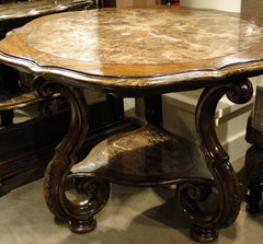Marge Carson Vouvray Center Table