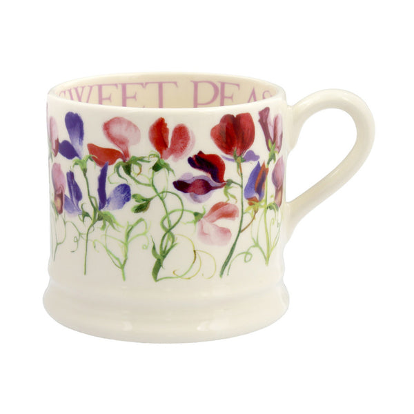 Emma Bridgewater small sweet pea mug