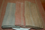 Pure French linen table runners