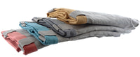 Fully Reversible & Machine Washable Linen Shopping/Travel bags